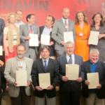 Entrega premios AEPEV